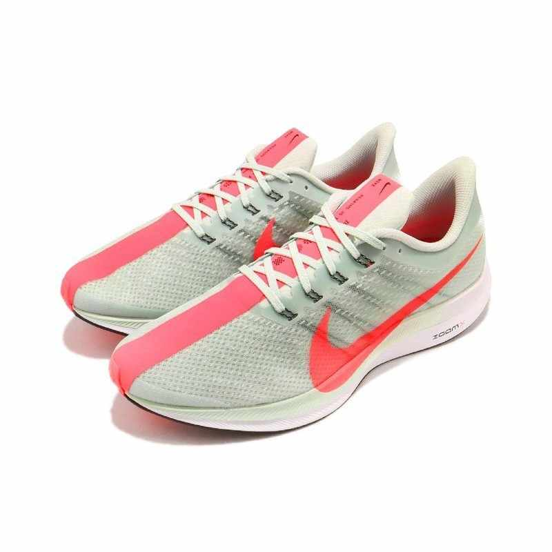f8ab97e1daf2 ... NIKE Zoom Pegasus Turbo X React Original Womens And Mens Running Shoes  Breathable Stability Support Sports ...