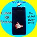 Бесплатная CUBOT X9 Экран ЖК-Дисплей + Сенсорный Стекло Дигитайзер 100% Первоначально Новая Замена Ассамблеи + Инструменты