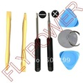 For ipod iphone 2g 3g 3gs NDS PSP 7 in 1 Opening Tools Set by free DHL, UPS or EMS: 100pcs/lot
