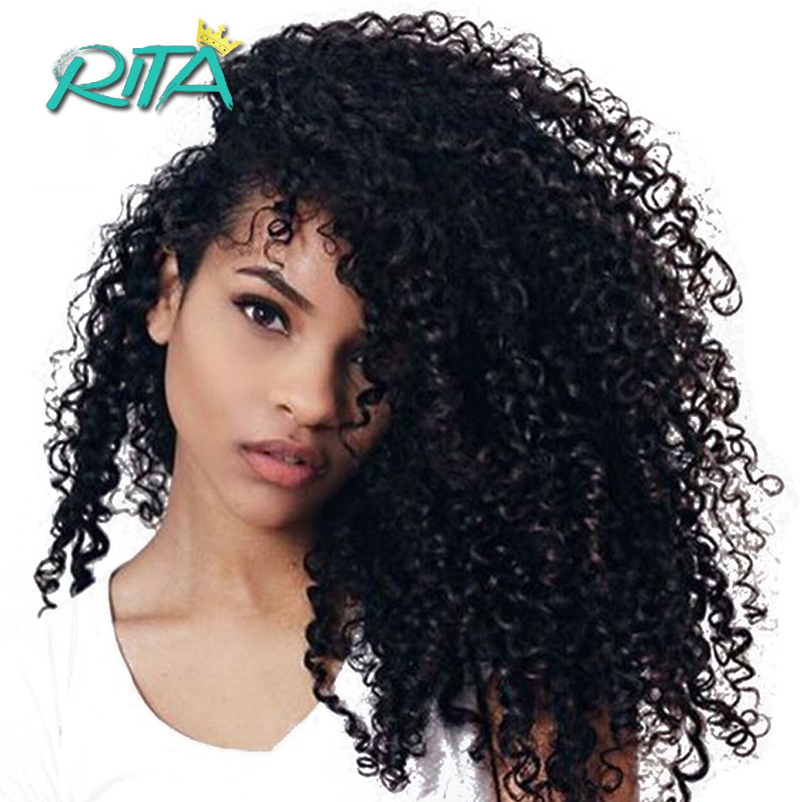 Natural Color Brazilian Kinky Culy Hair 50g Brazilian