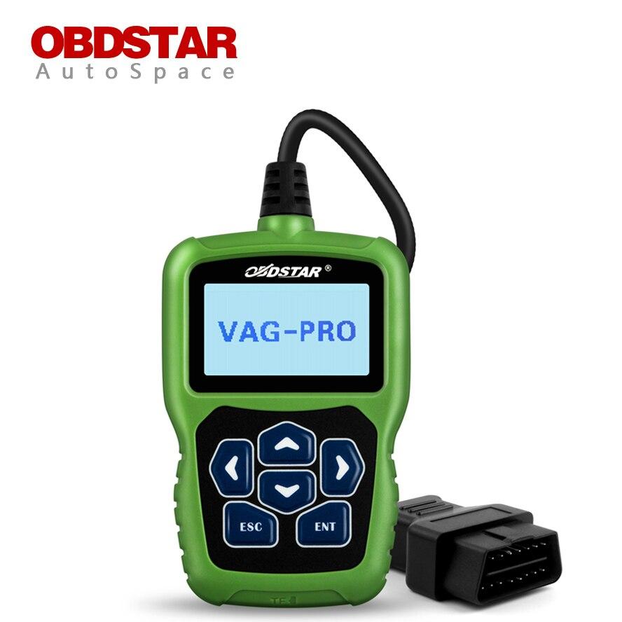 Цена за EPB OBDSTAR VAG PRO Auto Key Программист Airbag SRS Коррекции Одометра Пробег Отрегулируйте Reset для VW Audi Seat Skoda Volkswagen