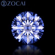 ZOCAI HRD certificate 101 facet diamond 0.60 CT/ VS1 / H loose diamond