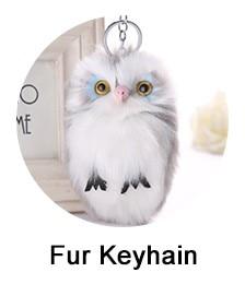 Fur-Keyhain