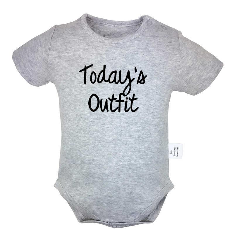 Сегодня наряд Племенной Сердце татуировки всегда сказать спасибо дизайн новорожденных боди костюм для малышей Onsies комбинезон хлопковая одежда