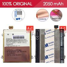 Allparts Tested C11P1324 2050mAh Li-ion Mobile Phone Battery For Asus Zenfone 5 Battery A500G Z5 T00J Replacement Parts