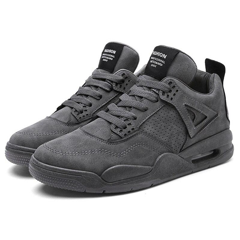 Men Casual Shoes 2019 Fashion Sneakers Men Shoes New Chunky Sneakers Men Tennis Shoes Adult Footwear Men 39 S Shoes 15 Colors zapatillas de moda 2019 hombre