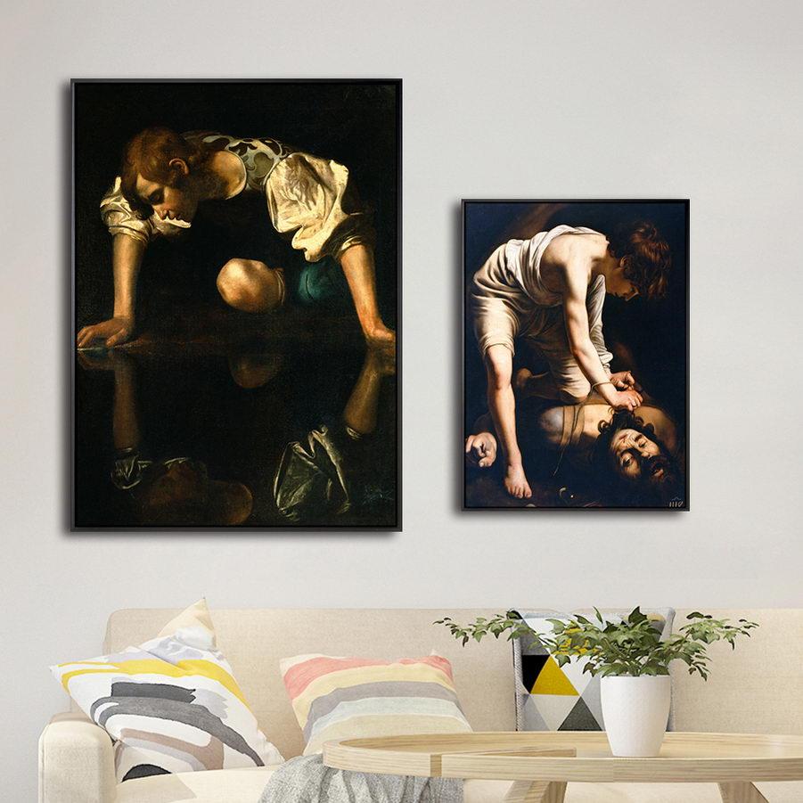 M L Enigma Caravaggio.Top 10 Most Popular Caravaggio Canvas Brands And Get Free