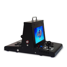 New upgraded version arcade game console with pandora box 9D game board multi games 2222 in 1,Joystick Consoles 2 player joystick game controller with multi game 2222 in 1 arcade game board