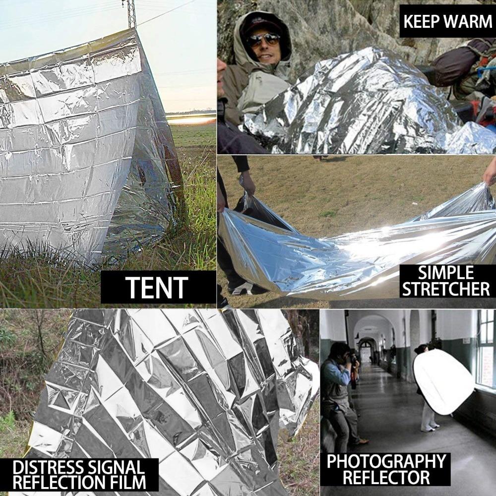 Survival blanket outdoor survive garget (11)