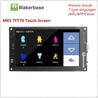NEW 3d Printer Display MKS TFT70 V1 0 Touch Screen LCD Panel 7 Inch STM32 7