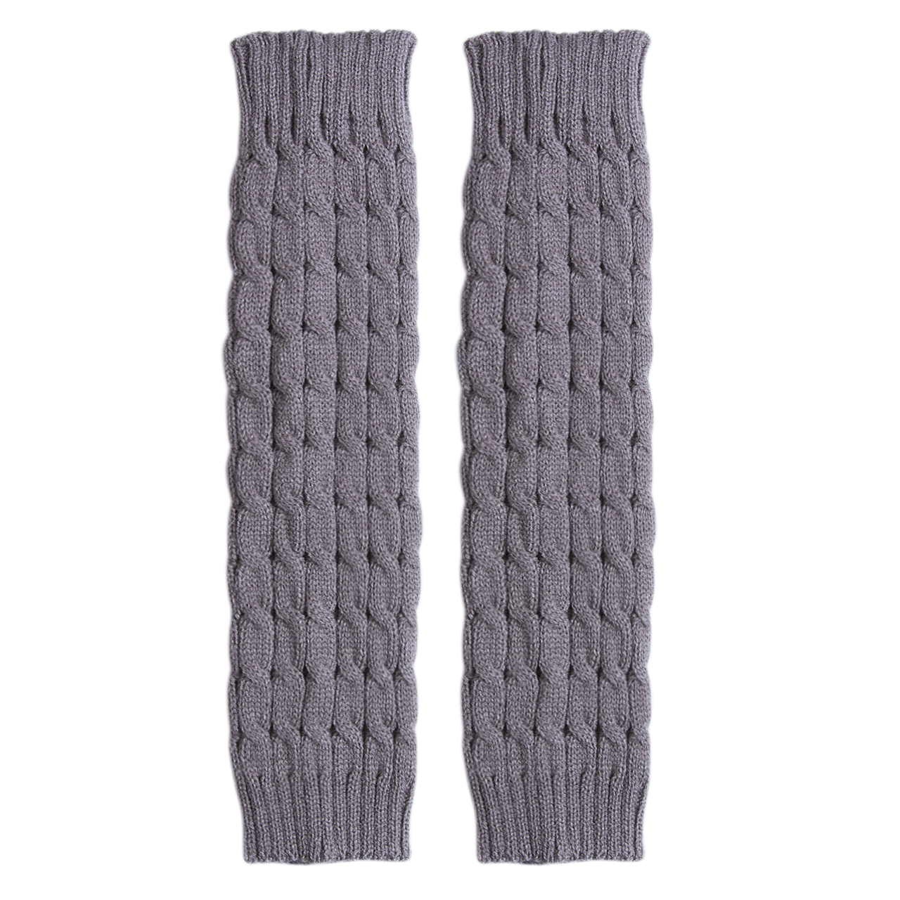 High Winter Knit Long High Boot Socks Knee Knitted Crochet Leg Warmers In Stock Knit Leggings Solid Fashion Clothes