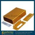 """Superbat 100*66*27MM Aluminum Enclosure Project Box electronic DIY-3.94""""*2.60""""*1.06"""""""