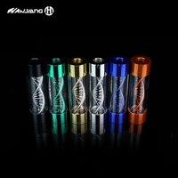 HanJiang HJ SLJ, T Virus Water Flow Meters, Multiple Color, Brass Chrome Cover, Stainless Steel Bearings/DNA Spirals