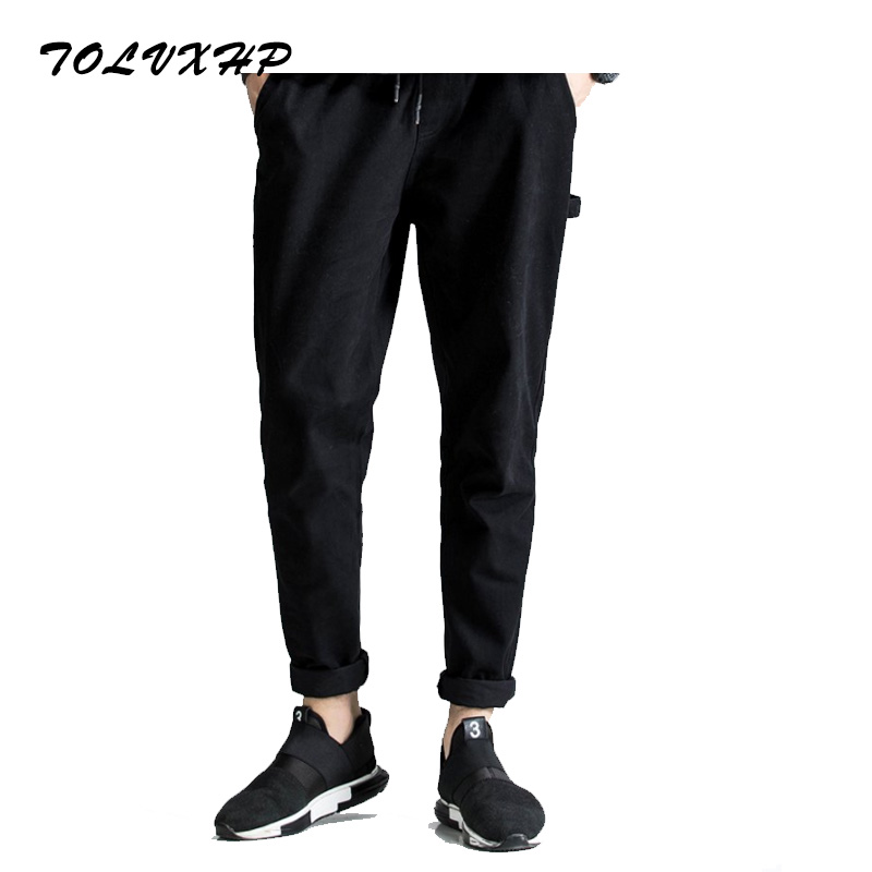 New Arrived 2018 Brand Casual Joggers Side Pocket Compression Pants Men Cotton Trousers Calabasas Cargo Pants Mens Leggings 3XL