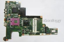 For hp COMPAQ CQ43 CQ57 646174-001 Original laptop Motherboard for intel cpu with GM45 integrated graphics card DDR3 100% tested