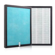 Premium Towel Gourd Filter Screen Nano HEPA Air Filter Three Filter in One Package Compatible with WEOOLA Air Purifier(China)