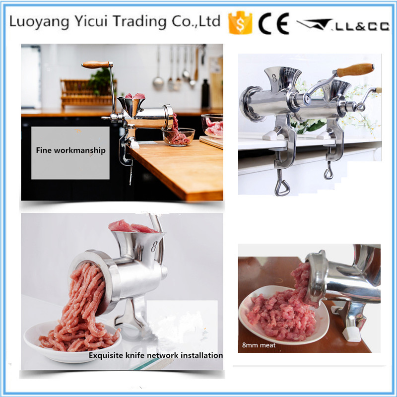 304 stainless steel Home meat grinder with best price