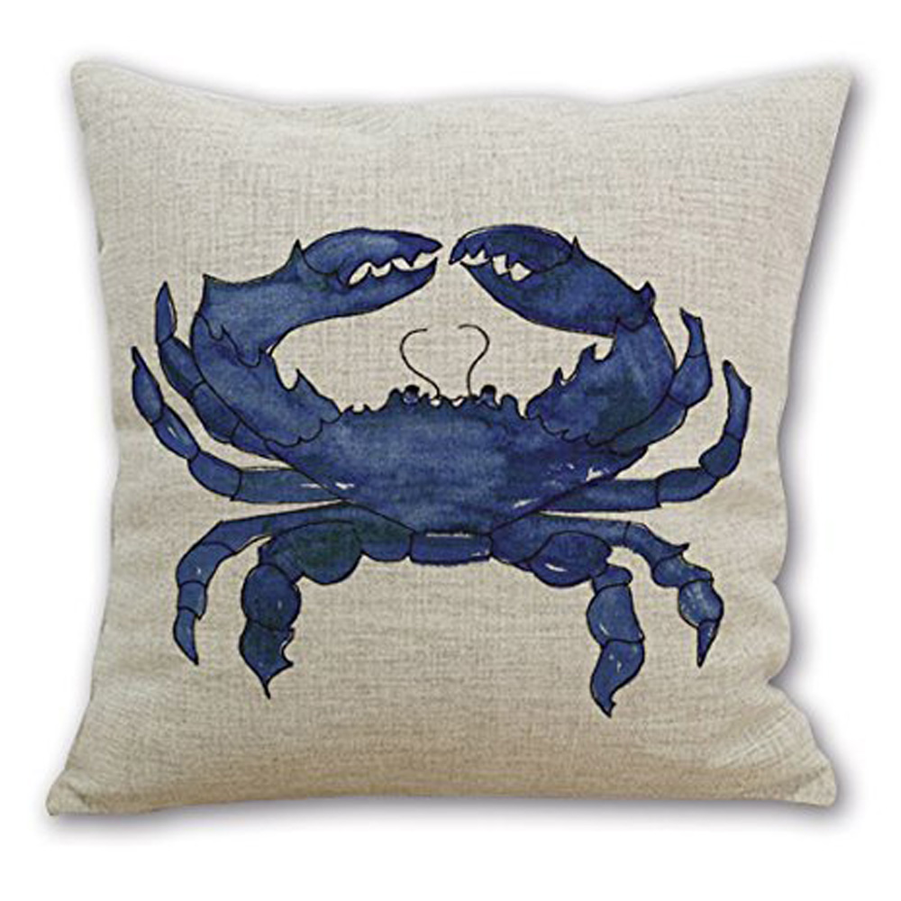 Blue Crab Cubicle Wall Decoration Belly