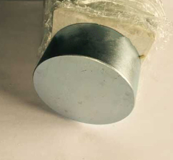 """1pc NdFeB Magnet Disc Dia. 50x20 mm 0.787"""" Cylinder Diametrically Magnetized Strong Neodymium Permanent Rare Earth Magnets"""