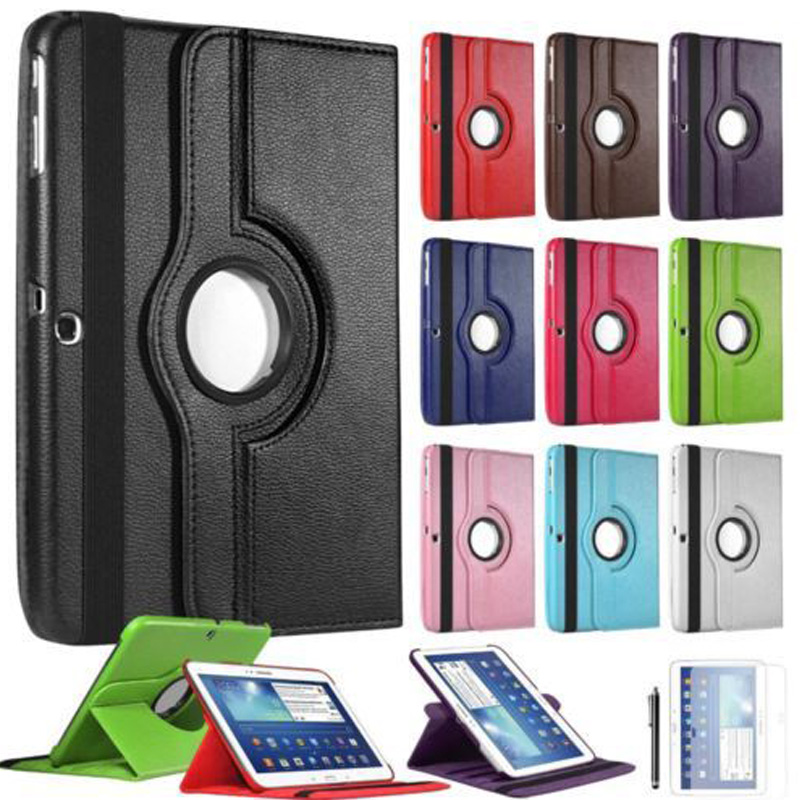 2016 wholesale Case For Samsung Galaxy Tab 3 10 1 inch P5200 P5220 P5210 font b