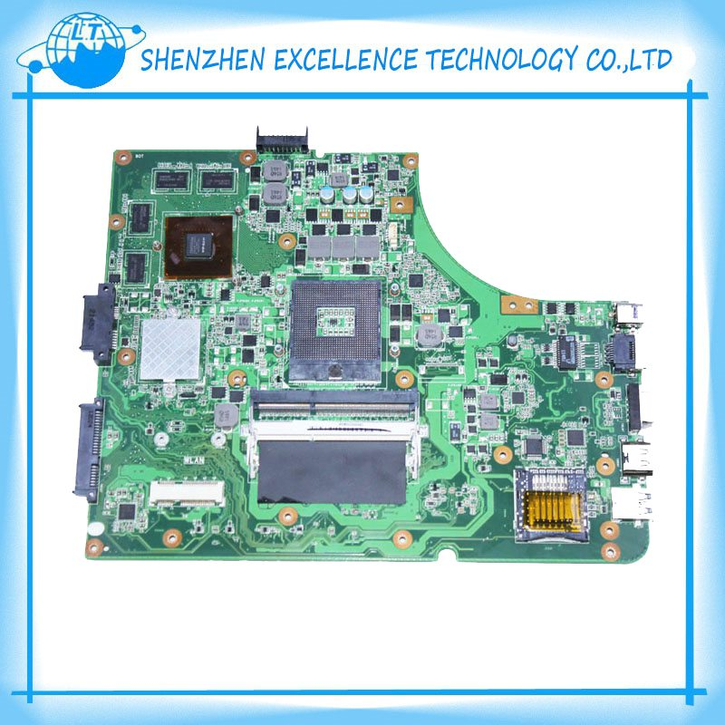ФОТО K53Sv k53sn k53sm x53s motherboard For Asus mainboard 4 pcs of storage 1G REV 3.1 or 3.0 or 2.3 or 2.1 fully tested perfect