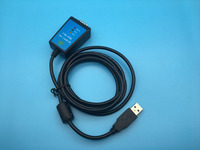 USB 2 0 To Serial RS 232 Adapter Converter Cable FTDI Chipset Magnetic Ring 1 8M