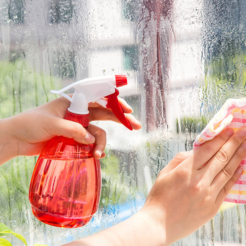 New 1pc 20*8cm Empty Spray Bottle Plastic Watering The Flowers Water Spray For Salon Plants Water Spray Bottle Sprayer