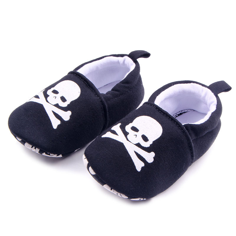 Autumn&Winnter New Style 0-12 Months Infant Baby Girls Boys Cute Cartoon Animal Soft Non-slip Crib Shoes 12cm 10 shoe styles