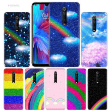 Rainbow Love Coloful Case for Xiaomi Redmi Note 7 7S K20 Y3 GO S2 6 6A 7A 5 Pro MI Play A1 A2 8 Lite Poco F1 Silicone Phone Bags(China)