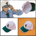 Аниме Детектив Конан Heiji Хаттори Косплей Hat Регулируемая Вышивка Холст Бейсболка Игрушка в Подарок