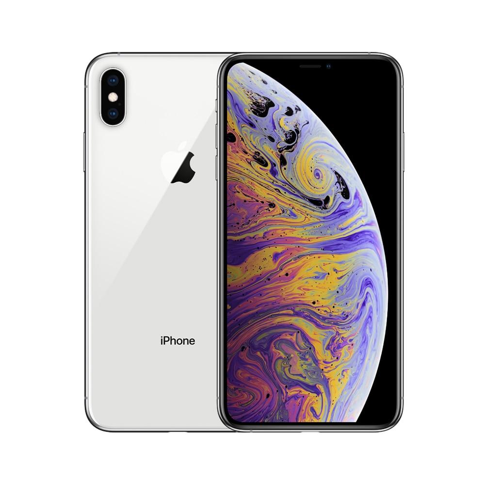 Apple iPhone XS Max 64 gb/256 gb/512 gb (Version US) | 6.5 pouces grand écran 4G Lte Apple téléphone intelligent