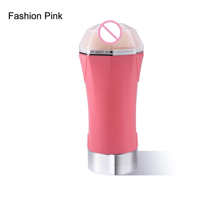 Male Penis Vibrator USB Rechargeable 10 Speed Masturbation Cup Pussy Massager New Arrival in Masturbators from Beauty Health