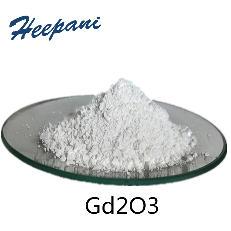 Free Shipping Gadolinium Oxide High Purity Gd2O3 Powder For Making Optical Glasses