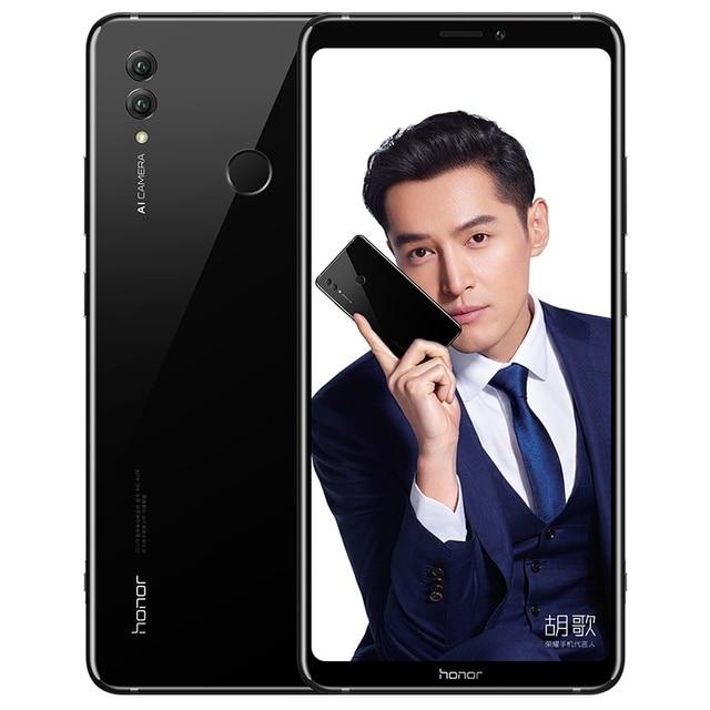 New Huawei Honor Note 10 Kirin 970 Octa core Mobile Phone Dual SIM 6.95 inch Android 8.1 Fingerprint ID NFC 5000mAh Battery OTA