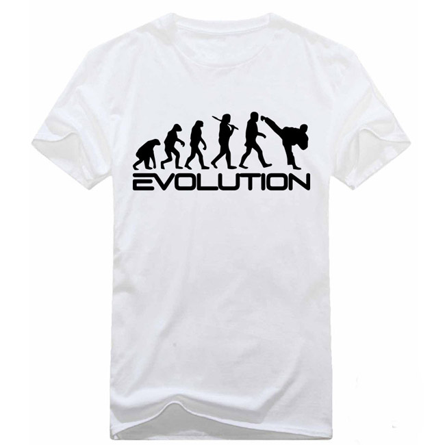 Martial Arts Evolution T-Shirt 1