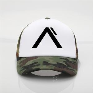 5abc497c2f9 OLN Summer mesh Baseball caps Male casual hat Men and women