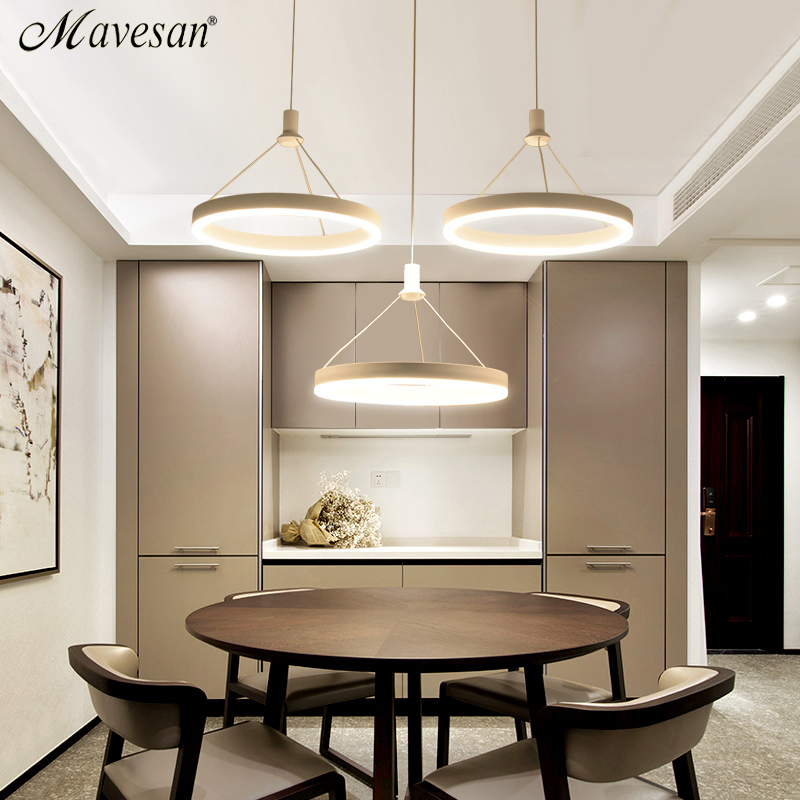 Pendant Lights For Dining Room Lamp Modern Light Fixtures Abajur Lighting  Square And Round Base Lustre Hanging Ceiling Fixtures In Pendant Lights  From ...
