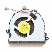 Новые оригинальные вентилятор процессора для hp 15-G000 15-G100 15-R000 15-R100 250G3 246G3 Cpu охлаждающий вентилятор DFS470805CL0T FFG7 753894-001 аккумулятор большой емкости