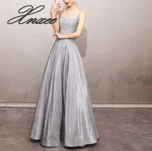 2019 Women's New Party Party Dress Elegant Sling Dress-in Dresses from Women's Clothing    3