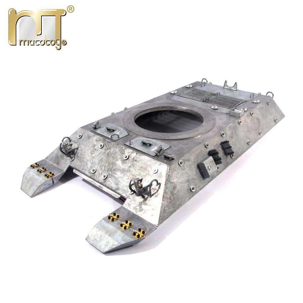 Mato 1/16 1:16 Metal Upper Hull for Mato 100% Metal M10 Destroyer RC Tanks 1210 коммутатор zyxel gs1100 16 gs1100 16 eu0101f