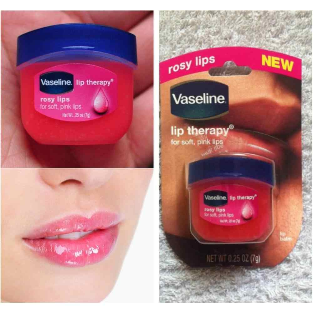 Brand Lip Care Vaseline Therapy Petroleum Jelly Gel Makeup