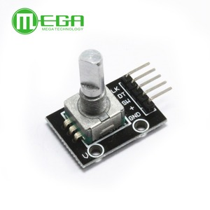 10 шт./лот модуль роторного кодировщика, бесплатная доставка, дропшиппинг, KY-040