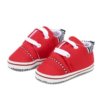 Newborn Toddler Baby Shoes First Walk Baby Boy Girl Piano Keys Black White Cotton Baby Shoes Kid Lace Casual The First Walker Baby's First Walkers