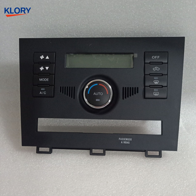8112300-K80-0089  Air conditioning controller FOR  GWM GREAT WALL HAVAL H5