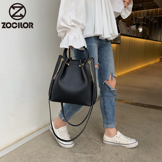 Fashion Women Handbag pu Leather Women Shoulder Bags  Famous Brand Designer Women Bags Ladies Casual sac a main 1