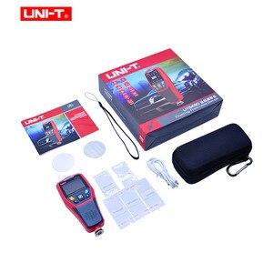 Image 5 - UNI T UT343D עובי מד דיגיטלי ציפוי מד מטר מכוניות בודק עובי צבע FE/NFE מדידה עם USB נתונים פונקציה