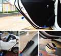4 Meter P type 3M adhesive car rubber seal Sound Insulation For Peugeot 206 207 307 308 407 408 508 3008 2008 301 Any Car