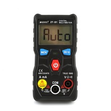 ZOYI ZT-S1 Digital Multimeter NCV DC/AC Voltage Current Meter Handheld Ammeter Ohm Diode Tester 4000 Counts No Conta