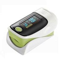 Healthsweet Finger Pulse Oximeter Ce&Fda Home Care Blood Pressure Monitor Spo2 Saturation Oximetro Tensiometro
