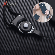Mobile Phone Strap For iPhone x neck lanyard neckband Squishy for phones keys Lanyard Neck Hanging necklace